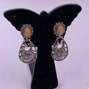 Caroline Pollack pierced earrings
